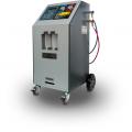 Установка для заправки автокондиционеров GrunBaum AC3000N, полуавтоматическая, R134