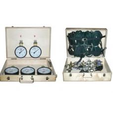 Прибор для проверки пневмопривода тормозов М 100