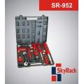 Комплект рихтовочный гидравлический SR-952, 10000 кг.