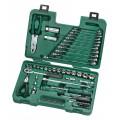 Набор инструментов для автомеханика, 56 предметов 09509 SATA