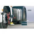 Стенд развал схождения для грузовых автомобилей HAWEKA AXIS 200/500