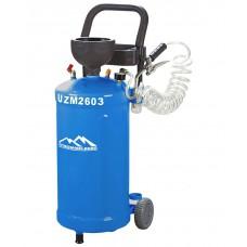 Установка маслораздаточная пневматическая UZM2603