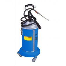 Солидолонагнетатель с ручным насосом UZM1208